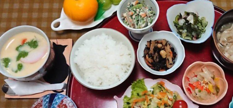 母の手料理
